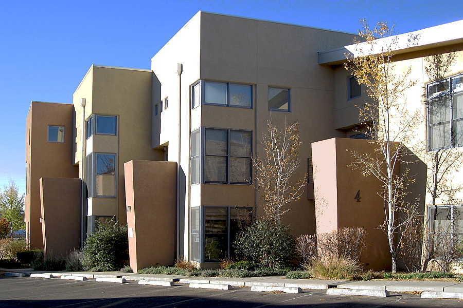 01 The Lofts Cerrillos Road exterior 1