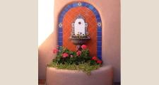 07RM Arcos Sobre Galisteo fountain