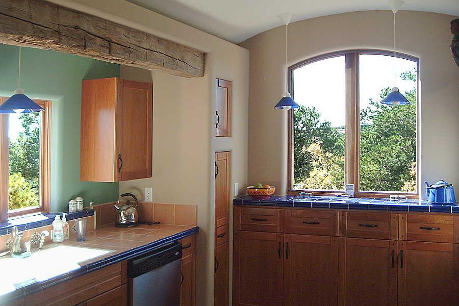 02 Arcos Sobre Galisteo  kitchen