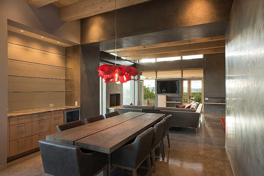 06RM Kiva House dining room 1
