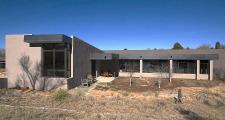 01LE Passive Solar Home exterior 1