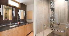 05LE Passive Solar Home vanities-shower 1