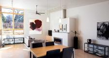 07LE Passive Solar Home living room 1