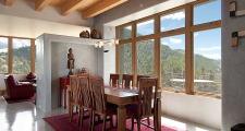 Net-Zero House dining room 1