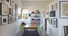 Folk Art Connoisseur Home dining                                 room