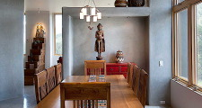 04RM Net Zero House dining room 2