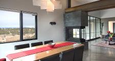 Jemez Vista House dining room 1