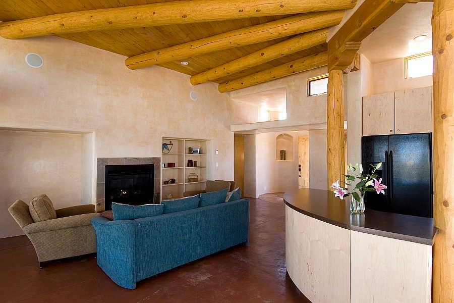 03 Gold Mine                           Residence living room 1