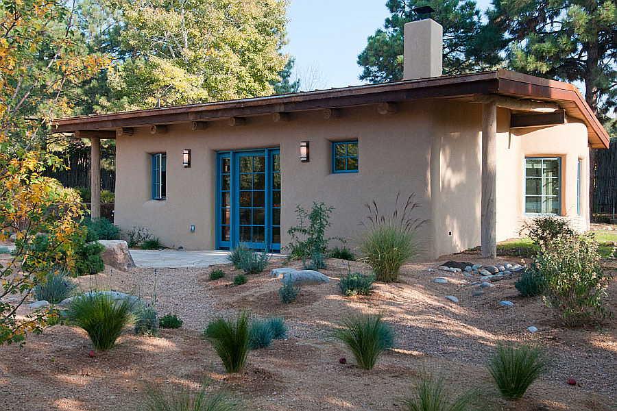 Praxis Santa Fe New Mexico Projects Casitas Tesuque Casita