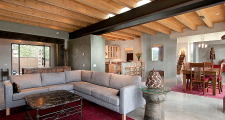 12 Net-Zero House living room 6