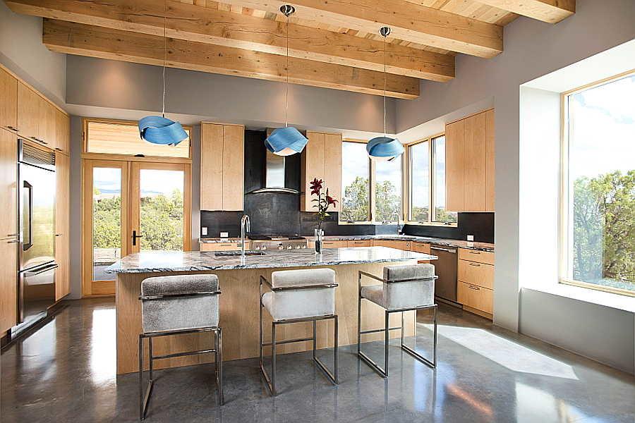 13 Kiva House                           kitchen 2