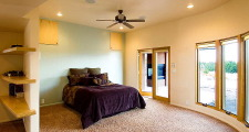 10RM Gold Mine Residence master bedroom 1