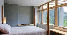 14 Net-Zero House master bedroom 1