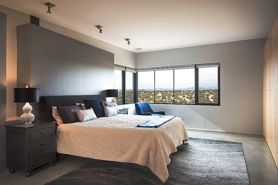 16RM Jemez Vista House master bedroom 2