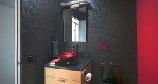 12RM Jemez Vista House powder room 1
