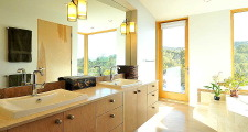12RM Stone and Steel House master bath 1