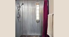 06LE Platinum Cantilever Home shower 1