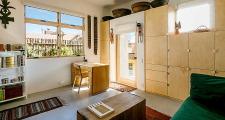 07LE Platinum Cantilever Home studio 1