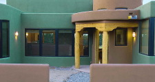 04RM Gold Mine Residence entrance 1