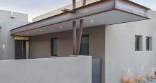 17RM Jemez Vista House entrance 1