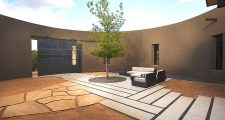 23 Kiva House courtyard 4