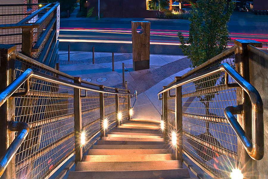 09RM Luna nighttime staircase 1