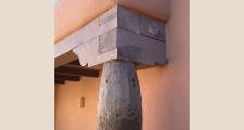 12RM Arcos Sobre Galisteo beam and post 1