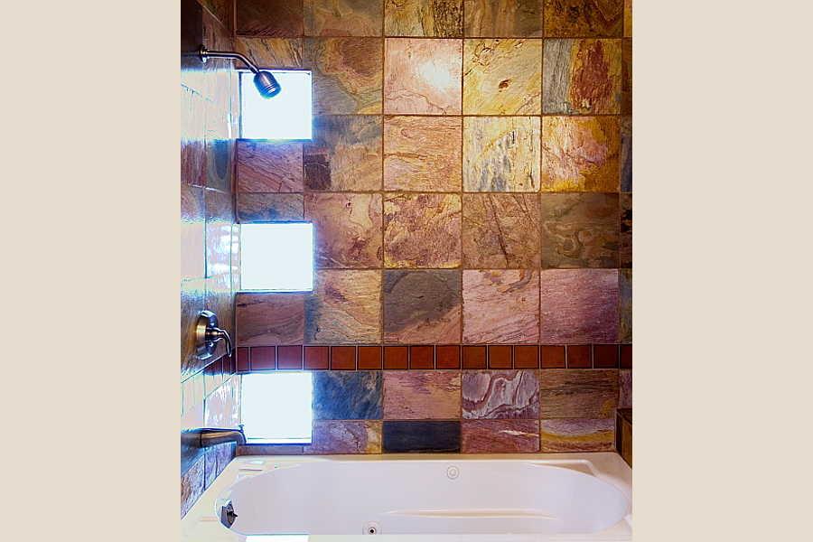 12RM Gold Mine Residence bath tile 1