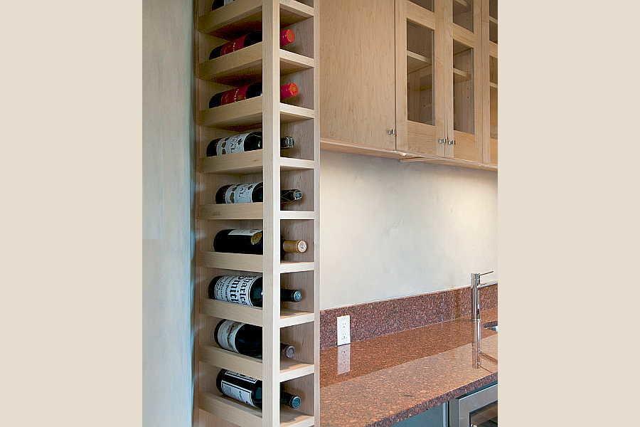 16 Net-Zero House                           wine rack 1