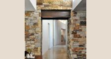 20RM Stone and Steel House hallway 2
