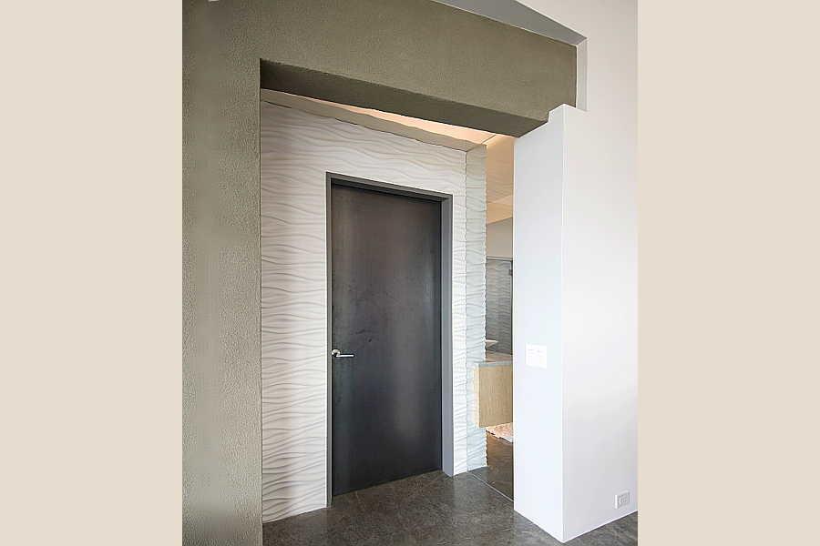 19RM Jemez Vista House bedroom entry 1