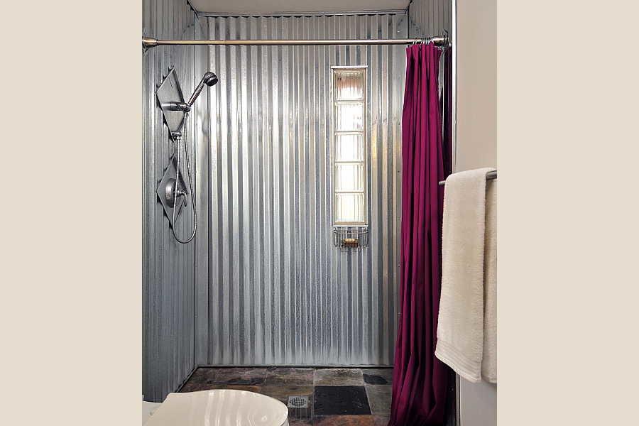 06CU Platinum Cantilever Home shower 1