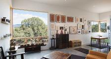 04LE Folk Art Home living-dining areas 1