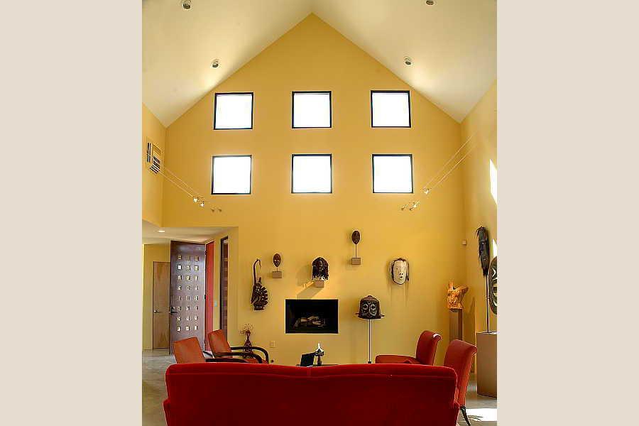 04 Casa Llave living room clerestory 1