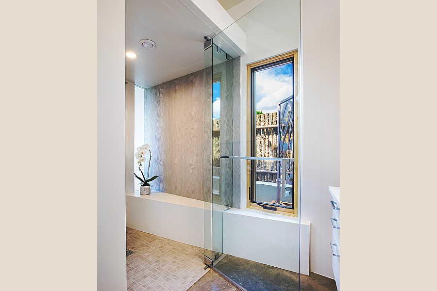 16RM Pasillo Jemez House master shower 1