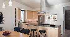 04RM Passive Solar Home kitchen 1