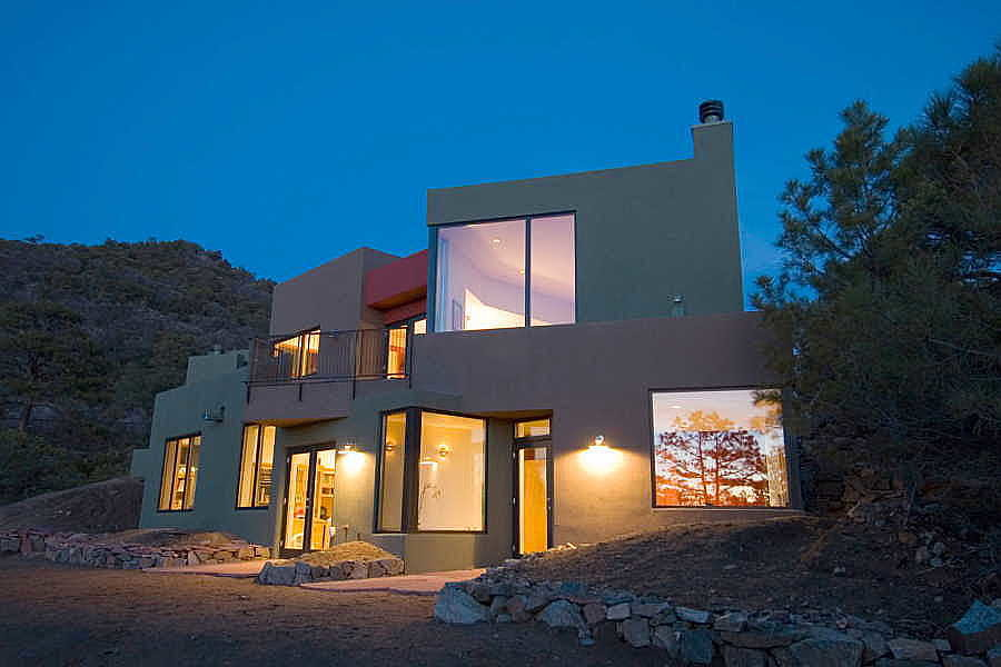 01RM Browne Residence exterior