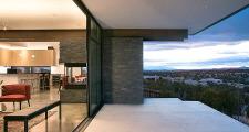 02 Jemez Vista House twilight