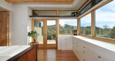 01 Stone and Steel House bedroom                                 windows 1