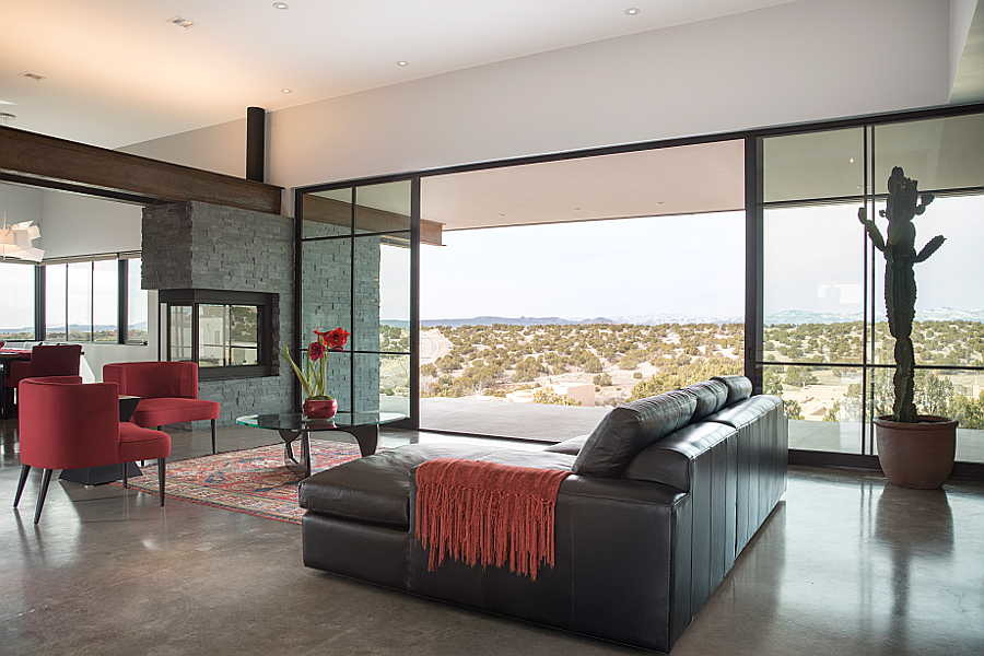 01 Jemez Vista                           House living room 3