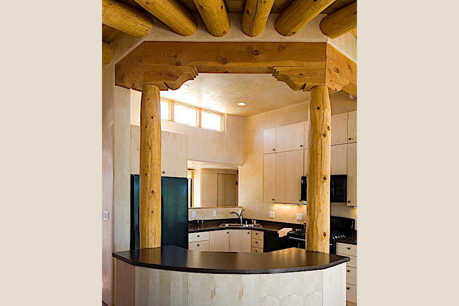 08 Gold Mine                           Residence kitchen 1